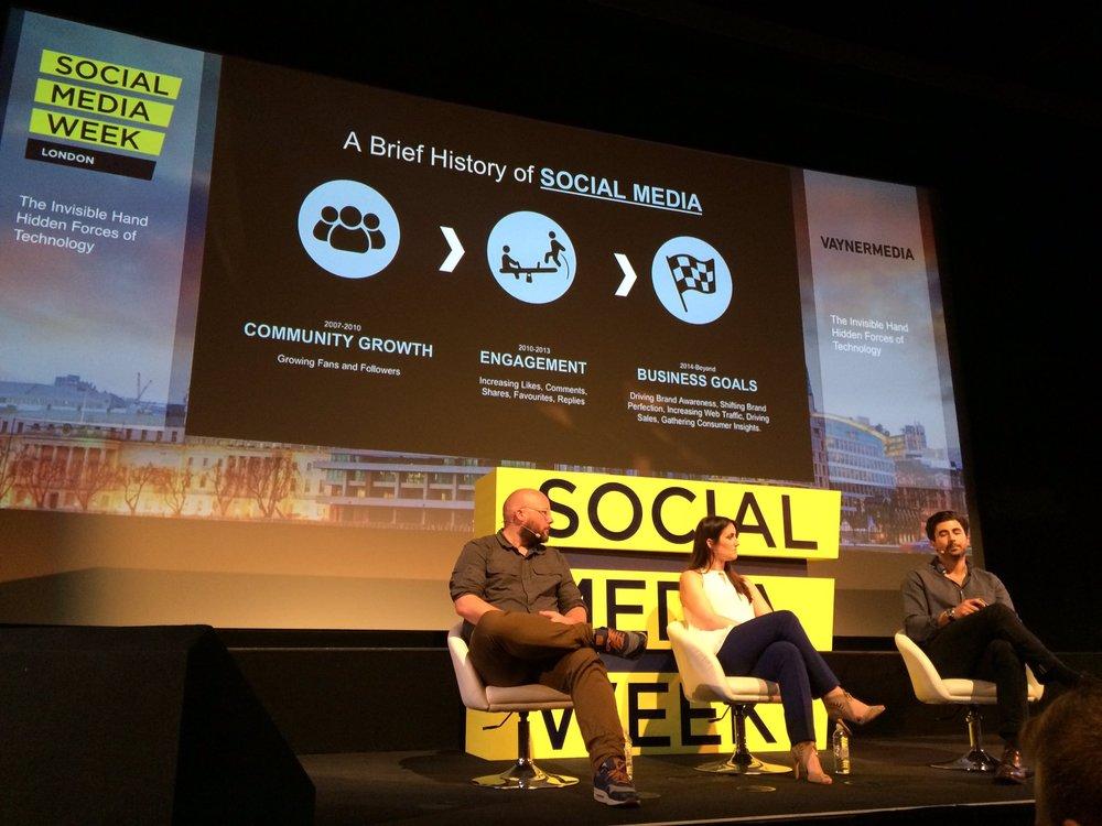 A Brief History Of Social Media