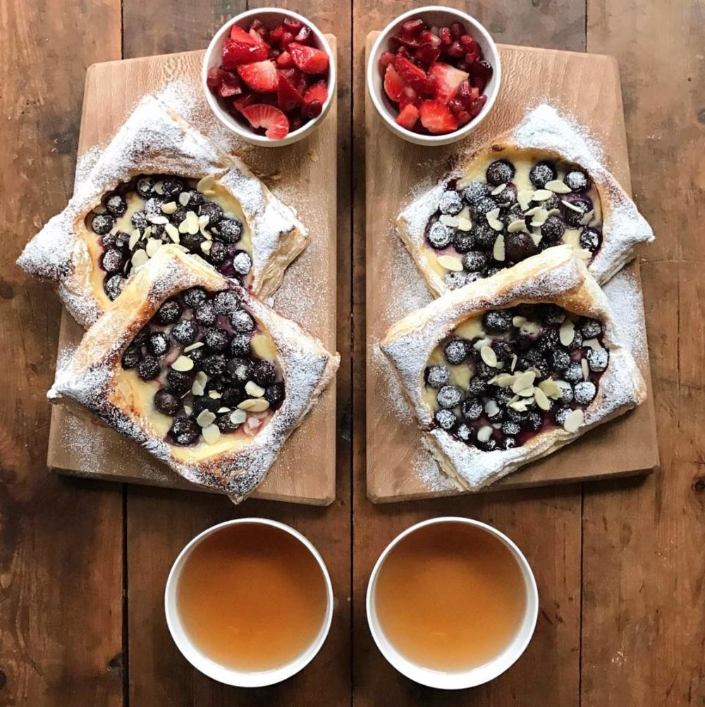 Symmetry Breakfast's Instagram