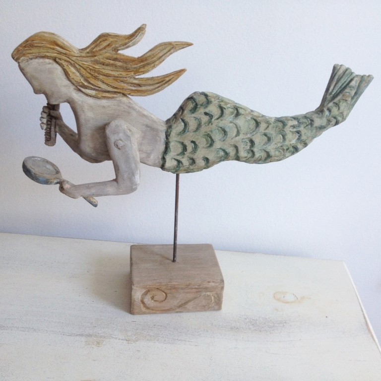 Mermaid Weathervane  : To add this piece   to your collection, you can email us through the contact page.