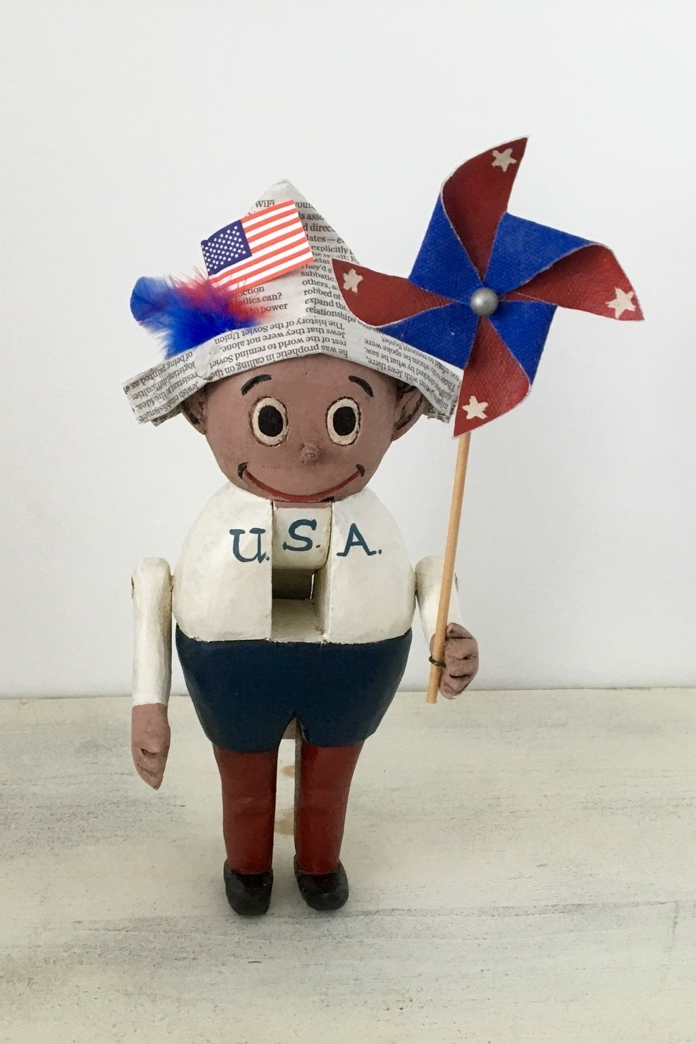 USA Brownie: To add this piece to your collection, you can email us through the contact page.