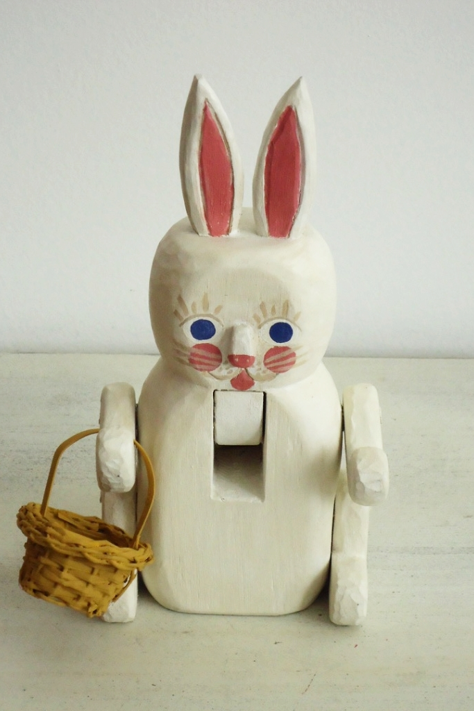 Easter Bunny  : To add this piece   to your collection, you can email us through the contact page.
