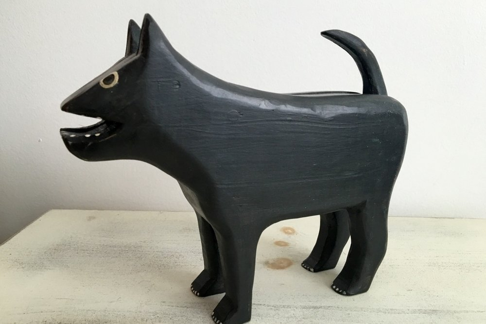 Taylor's Dog  : To add this piece   to your collection, you can email us through the contact page.