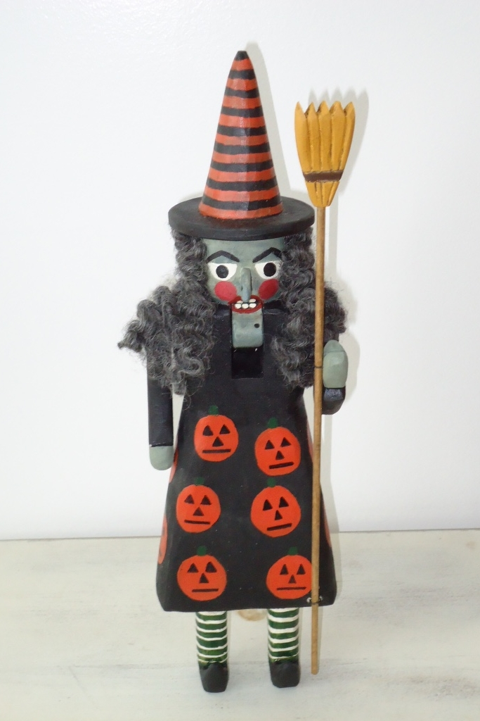 Halloween Witch  : To add this piece   to your collection, you can email us through the contact page.