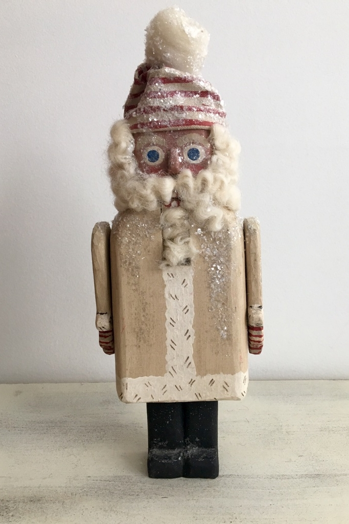 Snow Santa  : To add this piece   to your collection, you can email us through the contact page.