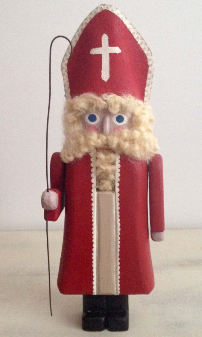 Saint Nicholas  : To add this piece   to your collection, you can email us through the contact page.