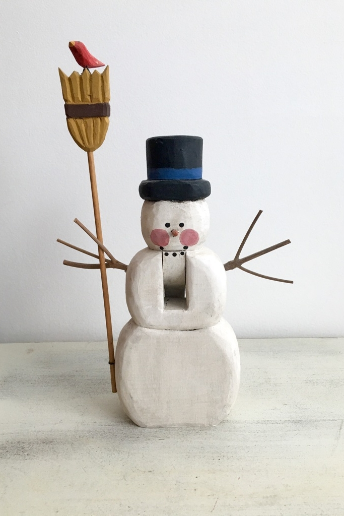 Snowman  : To add this piece   to your collection, you can email us through the contact page.