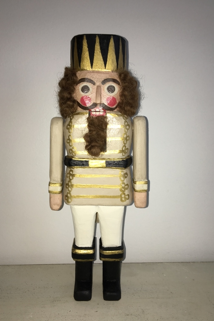 Prince Nutcracker:   To add this piece   to your collection, you can email us through the contact page.