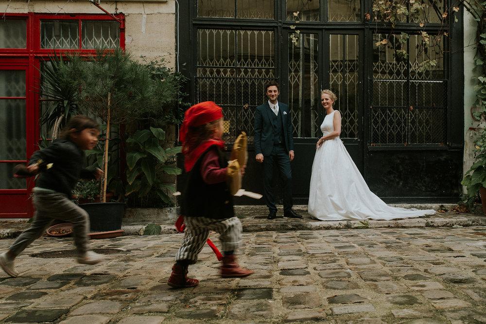 - Marie-Caroline & Antony