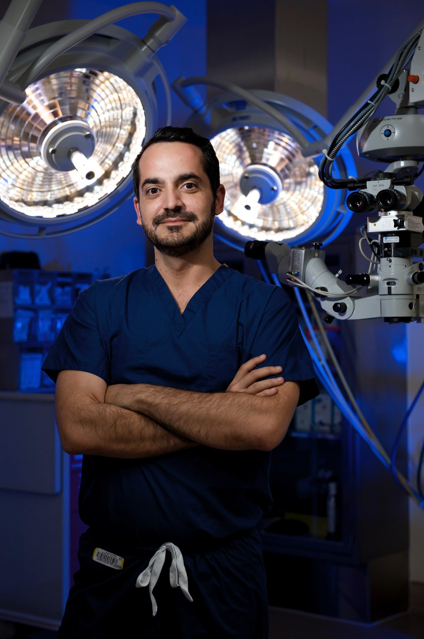 Episode 83: Dr  Jorge Fortun on Heads-Up Surgery and More