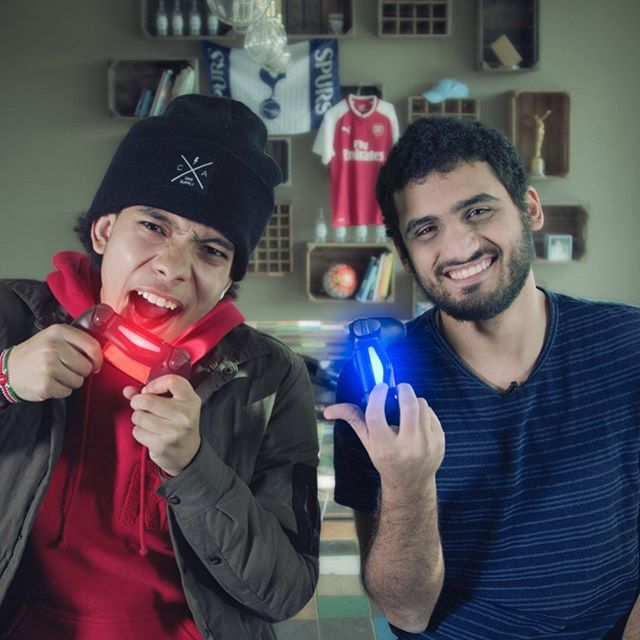 Middle East YouTube FIFA stars Ibs & Abs #fifa18 #ps4