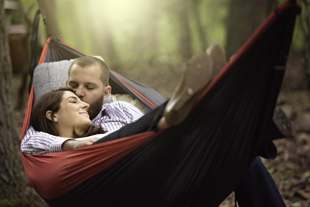 camping engagement photography by 1001 angles photography