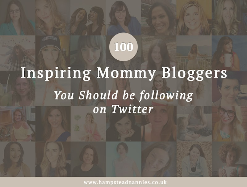 100 mommy bloggers featured image