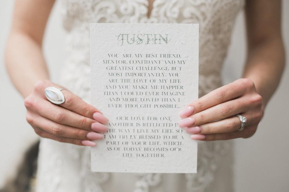 Her Wedding Vows