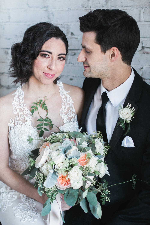 So in love Bride Groom