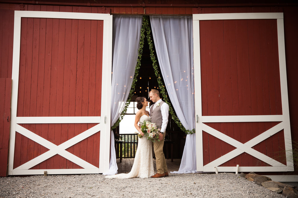 Wedding in a barn - wedding planner