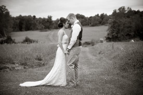 Barn Wedding - The Inn at Mount Pleasant