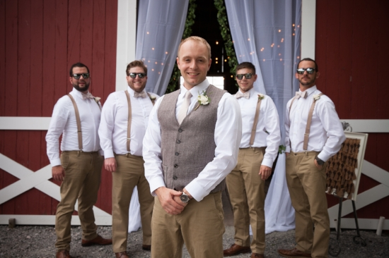 Groomsmen - Pearl Weddings & Events