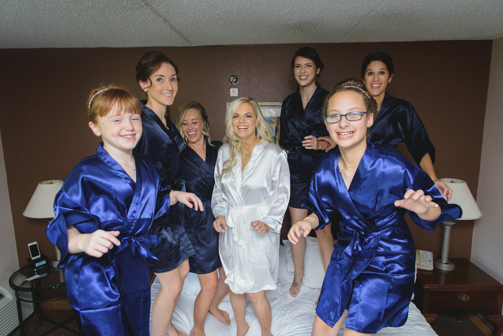 Bridesmaids - Pearl Weddings and Events