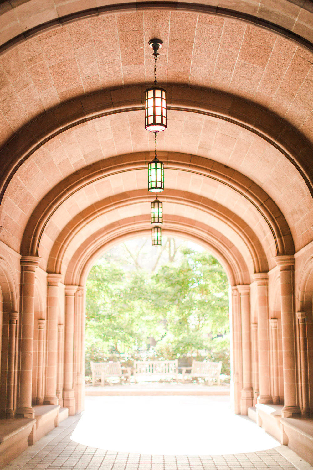Yale University Campus - Pearl Weddings & Events