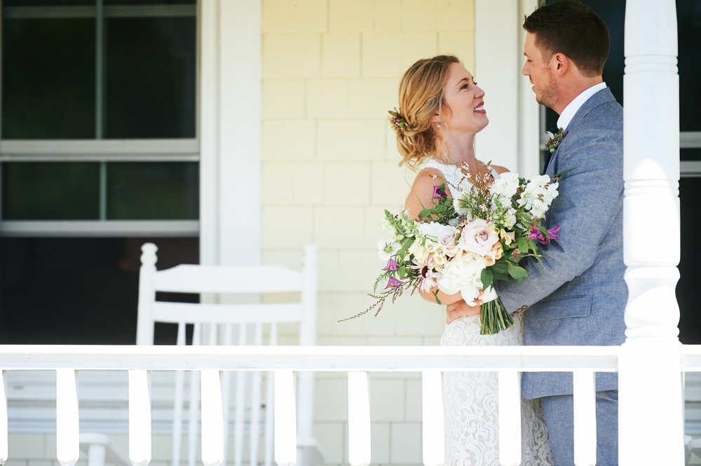 First look with Ananda & Jason - Pearl Weddings & Events