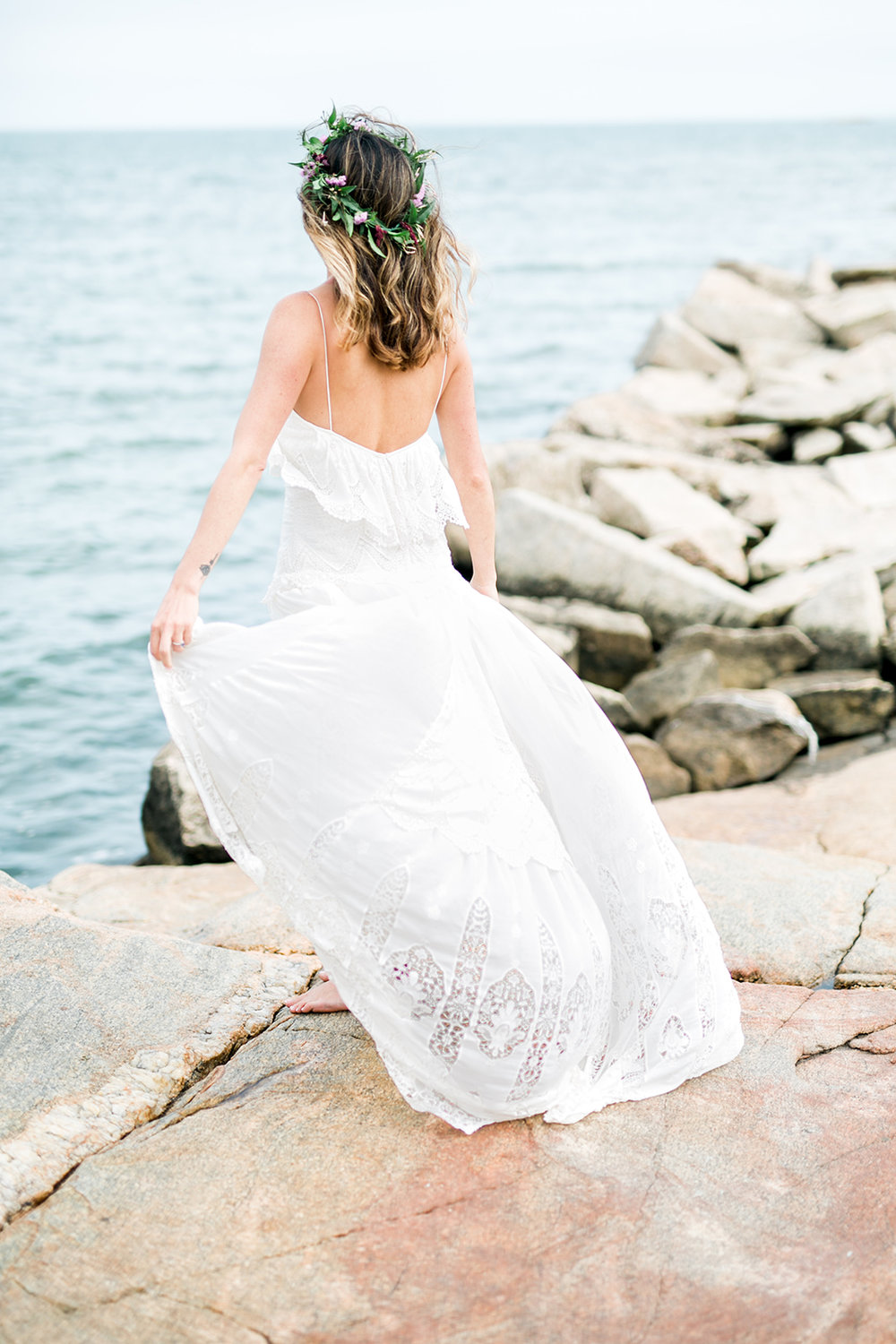 Rue De Seine bride by the water - Pearl Weddings & Events