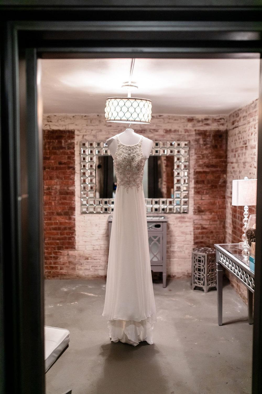 Wedding dress photos - Pearl Weddings & Events