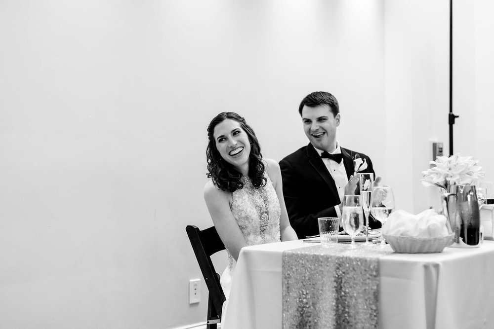 Best Man speeches and sweet heart tables - Pearl Weddings & Events