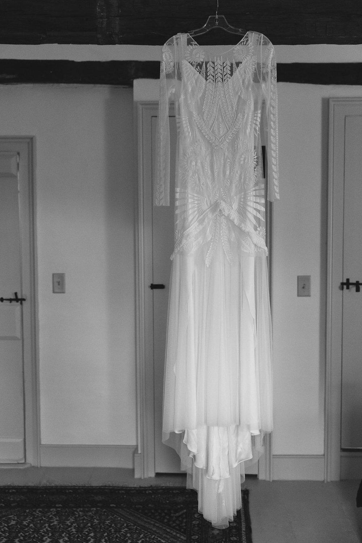 Rue De Seine dress - Pearl Weddings & Events