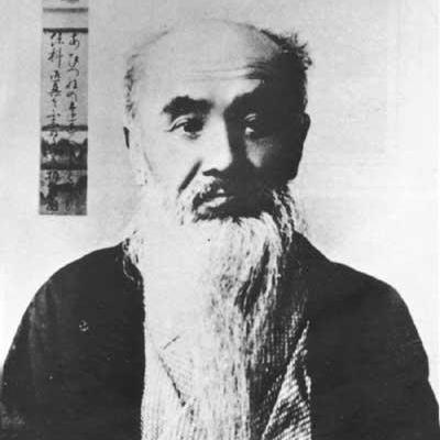 Tanomo Saigo/Chikanori Hoshina (1830-1903)