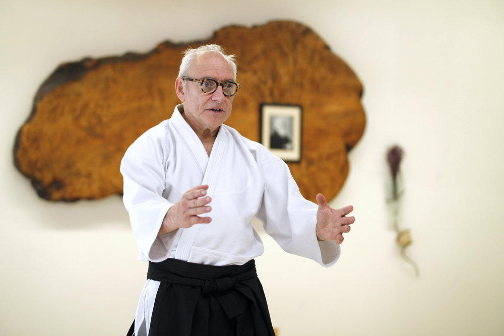 Roy Goldberg, 7th dan, Daito Ryu Aiki Jujutsu