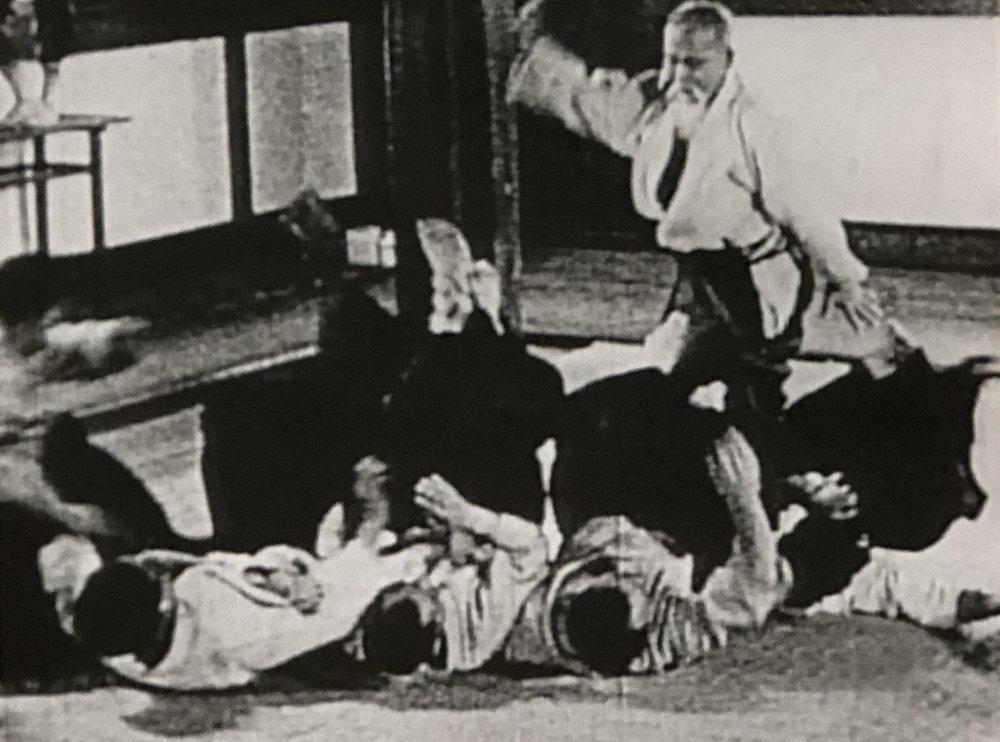 Ueshiba Morihei
