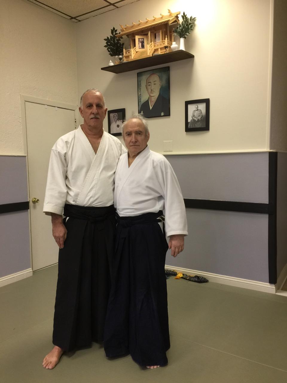 Fred Bernier and Roy Goldberg