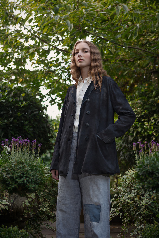 Elena Pirogova-Mares - Nigel Preston&Knight campaign