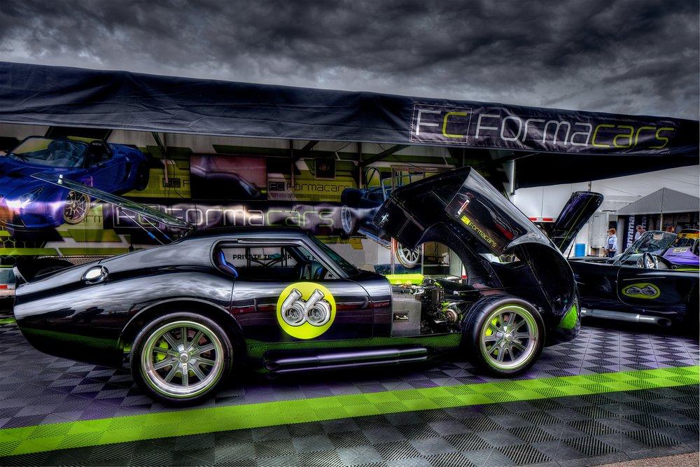 FormaCars Daytona Coupe Replica