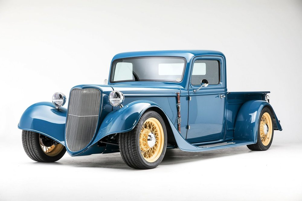 Buy A 35 Hot Rod Truck Formacars