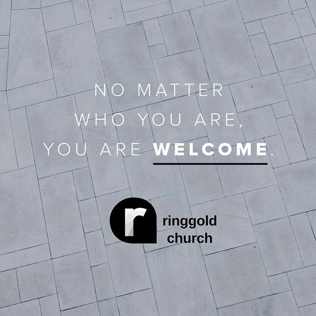 You belong here. #WelcomeHome #YouBelongHere #NoMatterWhoYouAre