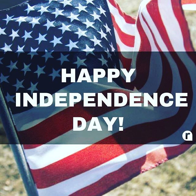 Happy Independence Day! Enjoy this day and thank God for our country. God bless the USA! #4thofjuly #independenceday #USA #GODblesstheUSA