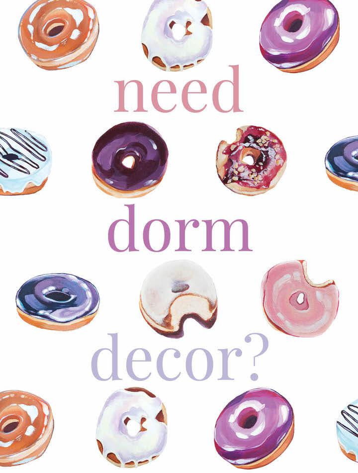 Need Dorm Decor?