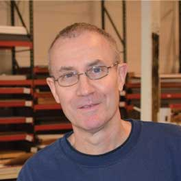 Bob Van Stone - Shipping Manager