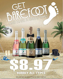 Barefoot Poster BFB005