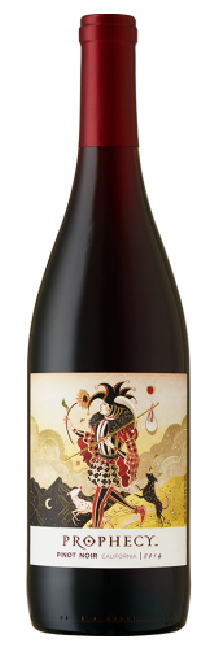 "Prophecy Red Blend 60""x15"""