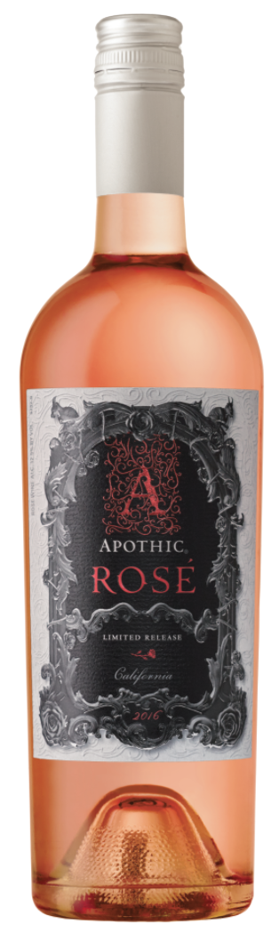 "Apothic Rose Standee 60""x16"""