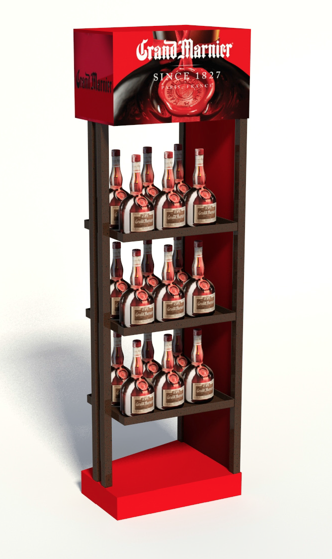 Moet Hennessy_Grand Marnier_Floor Standing Display3_2015.png