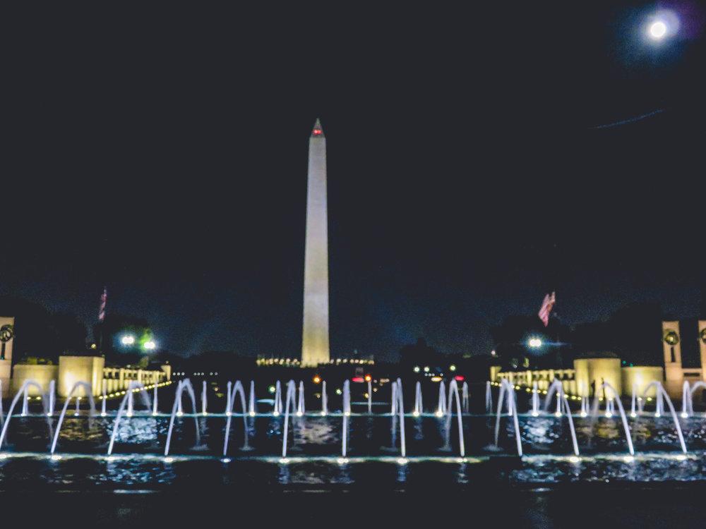 Washington Monument #APTwinsTakeDC