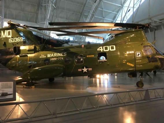 Boeing- Vertol CH-46E Sea Knight