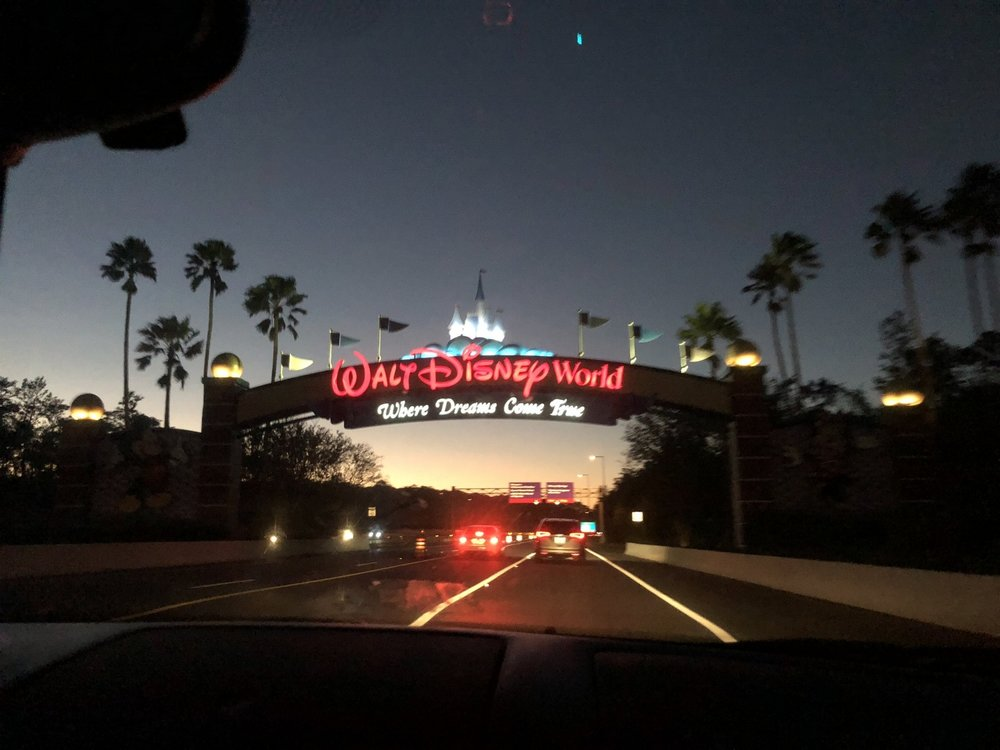 DOAD Welcome to Walt Disney World