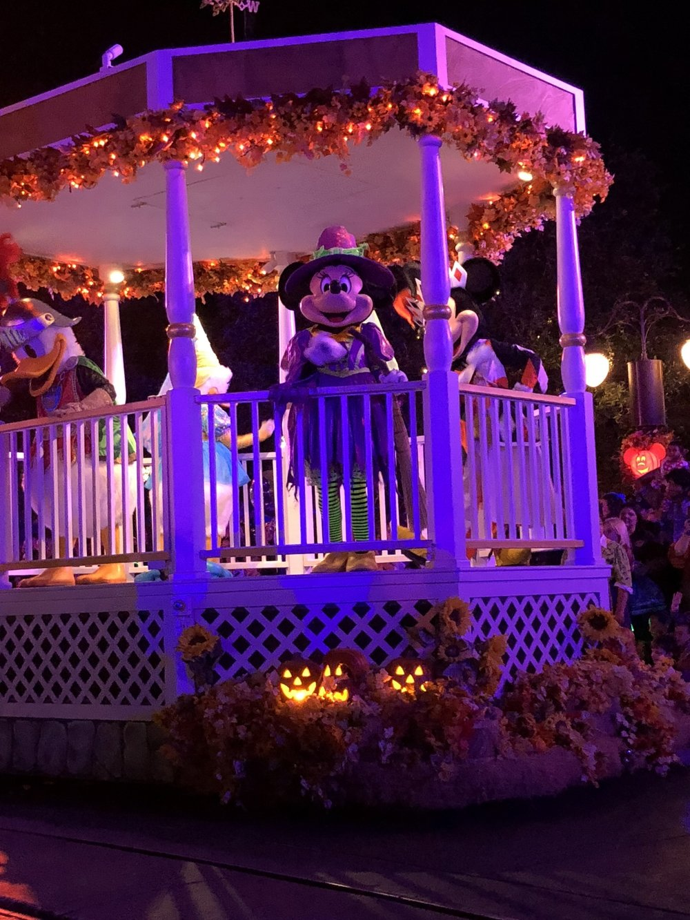 Boo To You Parade_ Minnie Mouse