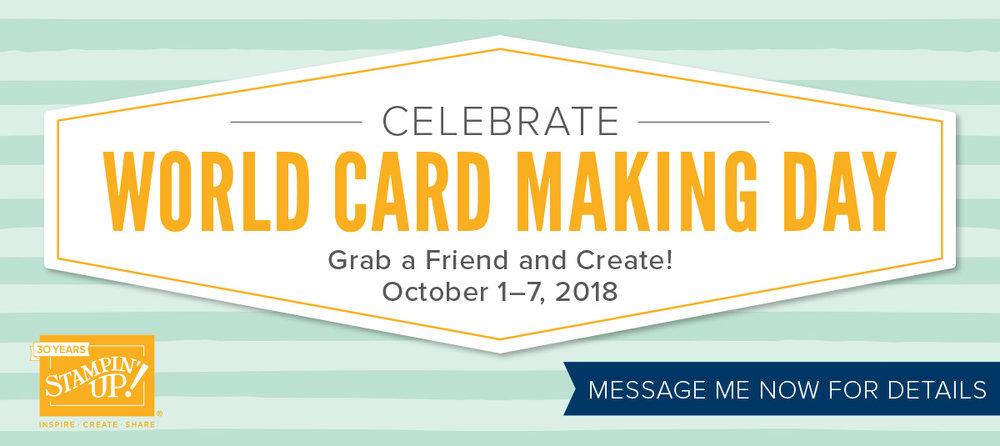 World Card Making Day Stampin' Up!.jpg