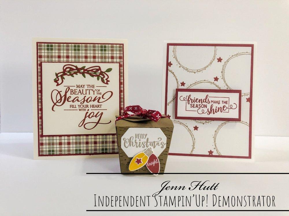 December Card Class_ The Dreamer Creative