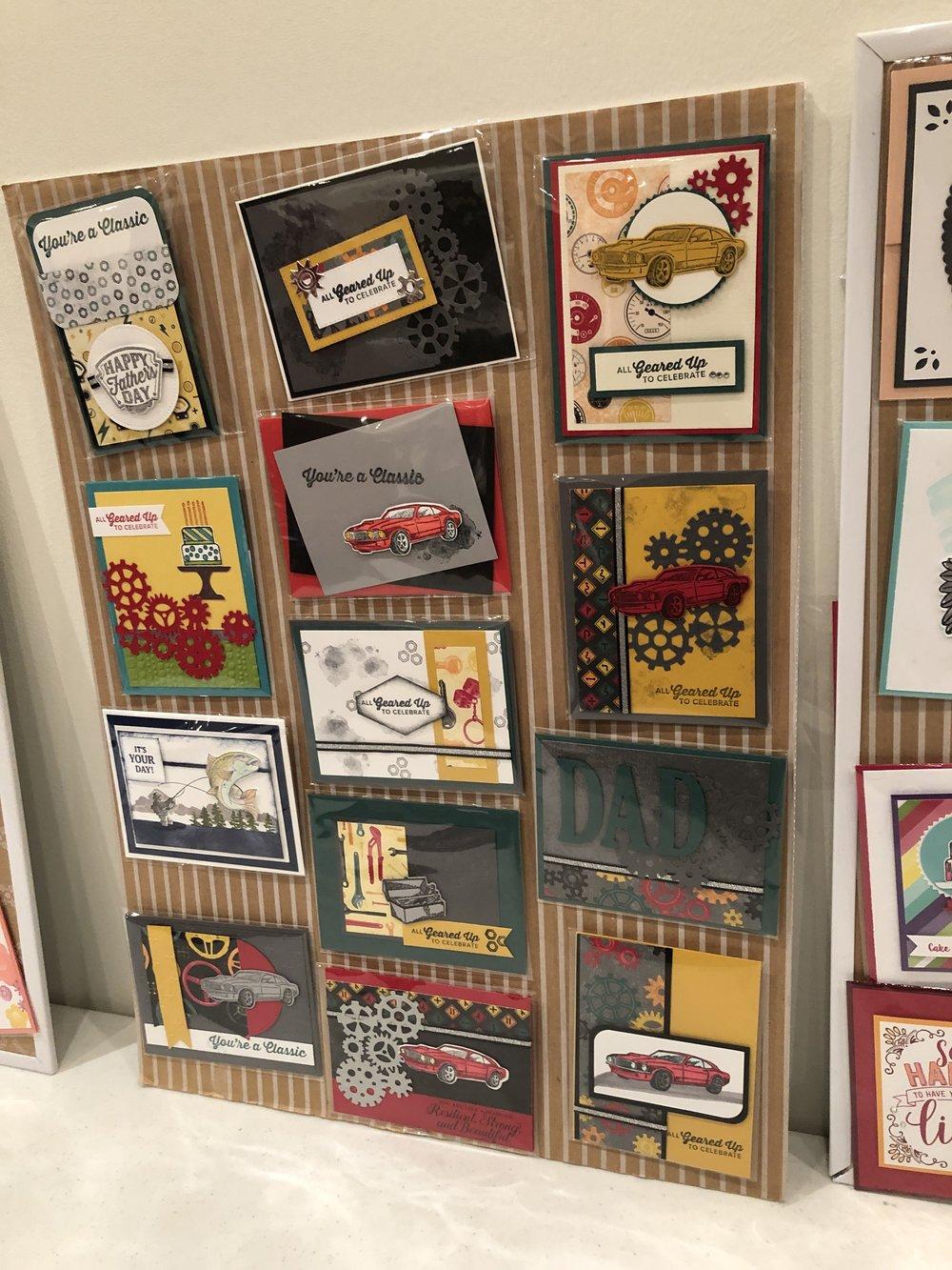 Card Samples